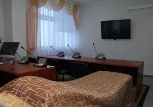 В Качановской колонии оборудовали помещение для судебных заседаний в режиме видеоконференции