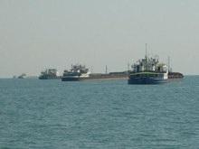 В Азовском море затонул теплоход, груженый зерном