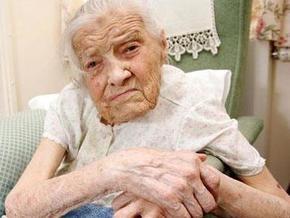 105-летняя девственница поведала о секретах долголетия