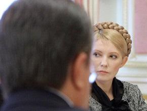 Регионалы пожаловались миру на запрет критиковать Тимошенко