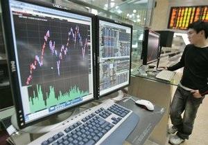 Украинские биржи открылись снижением из-за обострения конфликта в Египте