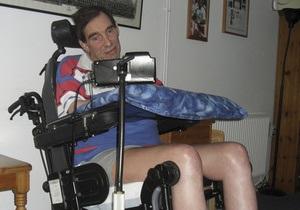 Умер британец-инвалид, которому суд отказал в праве на смерть