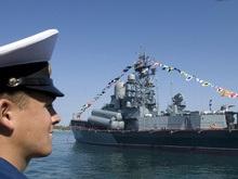В Украине снизилось количество сторонников продления пребывания ЧФ РФ в Крыму