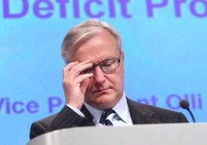 Еврокомиссар: Решение Standard&Poor s - ошибочное