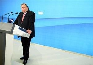 Новым министром финансов Греции станет ранее судимый леворадикальный политик