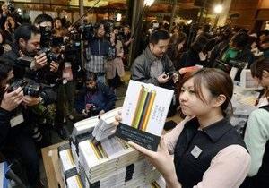 Тираж нового романа Мураками увеличили до миллиона экземпляров