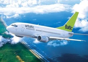 Латвия продаст авиакомпанию airBaltic по объявлению в The Financial Times