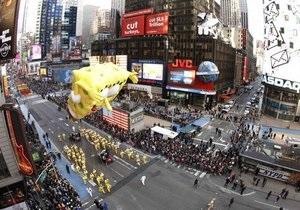 Парад на День благодарения открыл месяц скидок в США