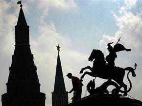 В центре Москвы недалеко от Кремлевской стены повесился мужчина