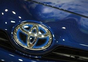 Toyota отзывает в США более 300 тысяч внедорожников