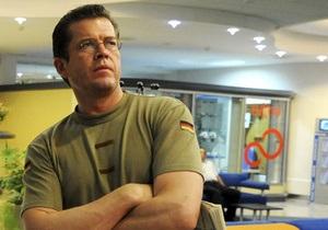 Самолет министра обороны Германии сломался в аэропорту Борисполь