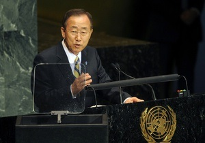 В Нью-Йорке стартовал саммит, на котором обсудят выполнение Целей развития тысячелетия