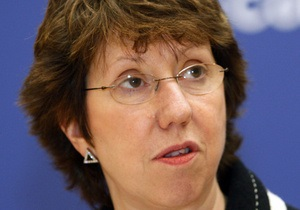 Брюссель опровергает заявление Левочкина о скором визите в Киев главы дипломатии Евросоюза