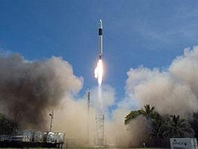 На орбиту впервые выведен спутник частной компании
