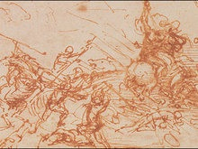 Тайна потерянной фрески да Винчи будет раскрыта