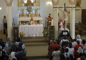 Возле христианской церкви в Багдаде прогремел взрыв