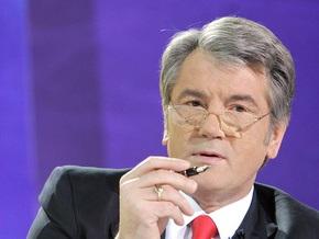 Ющенко собрал у себя банкиров