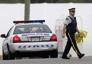 Канадская полиция разогнала палаточный лагерь активистов Захвати Торонто