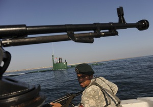 Иранские военные помогли отбиться от пиратов сухогрузу США