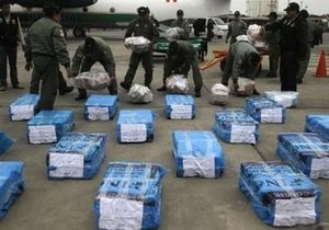 В Панаме конфискована крупнейшая партия кокаина