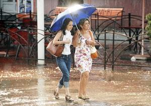 Укргидрометцентр: Конец лета и начало осени будут дождливыми