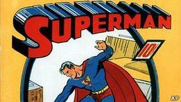 Комиксы о Бэтмене и Супермене продали за $3,5 млн