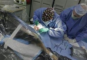 В Украине частным ветеринарам временно разрешили использовать кетамин