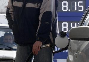 Ведомство Цушко обещает наказывать нефтетрейдеров за продажу некачественного бензина