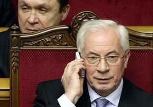 Азаров может упразднить пост, который занимал Семиноженко