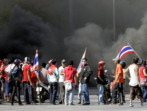 В Таиланде погибли двое участников акции протеста