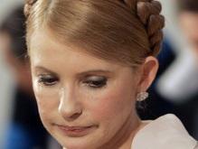 Тимошенко против обсуждения отравления Ющенко