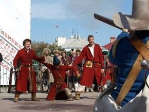 Фотогалерея: Украину вернули в XVII век