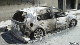 Франция заговорила о применении силы в Сирии