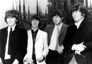 В Нью-Йорке с молотка ушли фото с первого концерта The Beatles