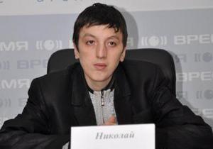 Сбежавший из Украины правозащитник просит политического убежища в России