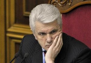 Литвин: Люди говорят, что в Раде сидят одни негодяи. И правильно говорят