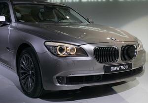 BMW намерен продать в этом году 1,6 млн автомобилей