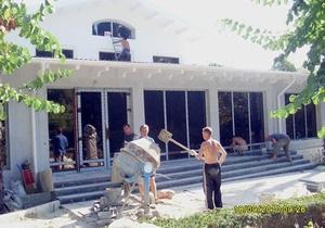 Белую дачу Чехова в Ялте отреставрируют к концу 2010 года