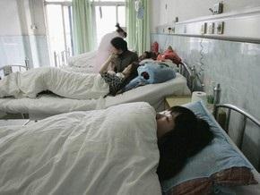 В Китае совершается 13 млн абортов в год