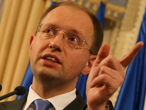 Яценюк: Я противник приватизации газотранспортной системы