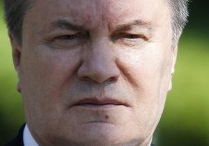 Пресса: Янукович пробыл в отпуске 42 дня
