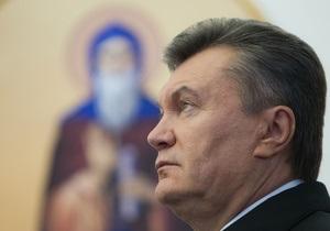 Левочкин рассказал, как Янукович отпразднует 1025-летие крещения Руси