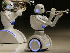Японские роботы сыграли свои первые театральные роли