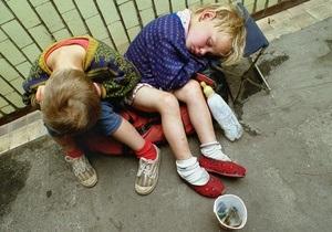 Кабмин решил зарегистрировать всех бездомных и беспризорников