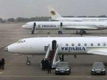 Минтранс: Ющенко отдали самолет, который готовили для Тимошенко