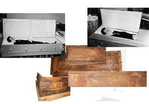 На аукцион выставят гроб, в котором похоронили предполагаемого убийцу Кеннеди
