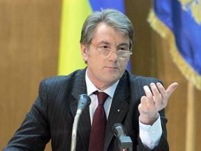 Ющенко назвал недопустимой договоренность Тимошенко с Россией о кредите