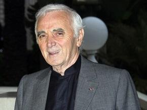 Шарль Азнавур стал послом Армении в Швейцарии