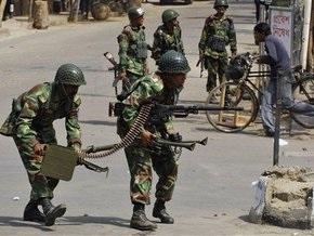 Мятеж пограничников в Бангладеш распространился за пределы столицы