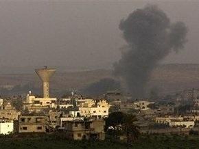ВВС Израиля разбомбили туннели в Газе, палестинцы обстреляли Беер-Шеве